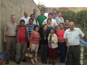 Part of God's story in México 2014