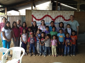 AMO program in Santa Maria Atzompa, Oaxaca