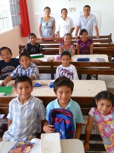 Children of Gethsemani Church in Mérida, Yucatán