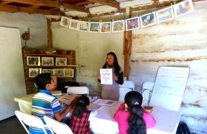 Amecameca classroom