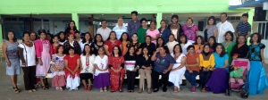 Oaxaca group trained in AMO