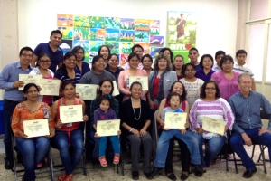 Orizaba Group with AMO Certificates