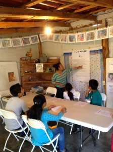 """Learning God's use of """"covenant"""" in Amecameca"""
