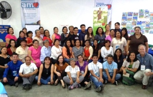 Group in Oaxaca trained by our new AMO Trainers