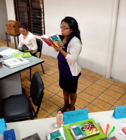 Esther modeling Literature
